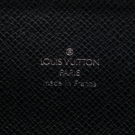 "Louis vuitton, ""lozan taiga"", salkku"