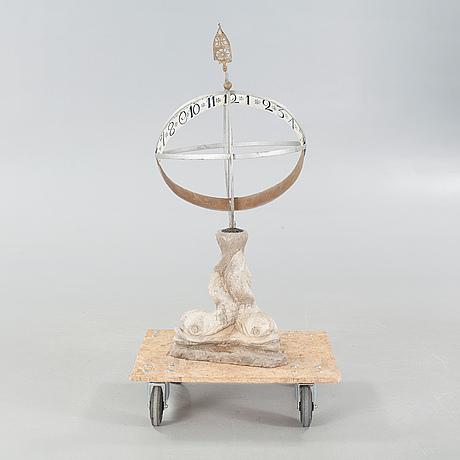 A 20th century sundial
