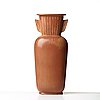 "Gunnar nylund, gunnar nylund, a large stoneware vase, ""air force"", rörstrand, sweden 1950's."