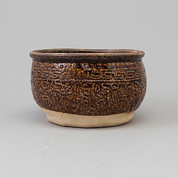 """SKÅL, keramik. """"Desaru"""", 1800-tal."""