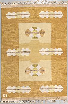 MATTA, rölakan, signerad BS, 1900-talets tredje kvartal, ca 205 x 140 cm.