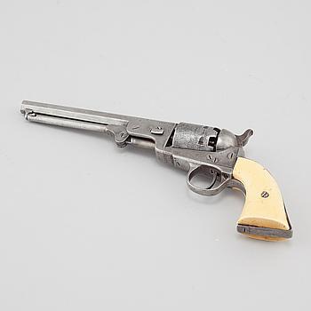 REVOLVER, Colt Navy, m/1851.