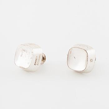 ATELJÉ STIGBERT, Stockholm, 1957, a pair of earrings.
