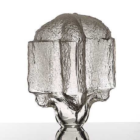 Timo sarpaneva, skulptur, iittala, finland ca 1964-67.