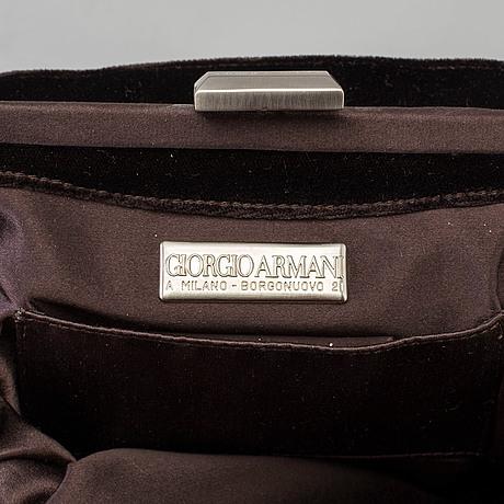 A giorgio armani bag