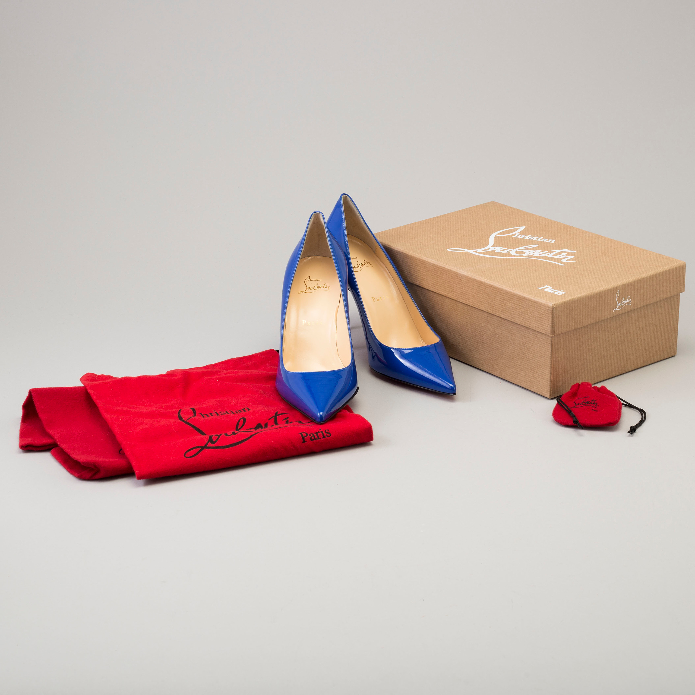 CHRISTIAN LOUBOUTIN, shoes, size 38,5. Bukowskis