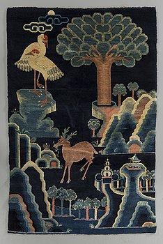 MATTA, Kina Baotou semiantik ca 170 x 110 cm.