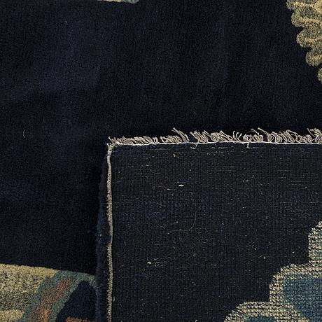A  semiantique chinese baotou carpet ca 170 x 110 cm.