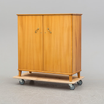 a 20th century cabinet.