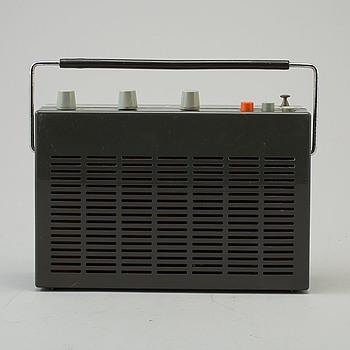 "DIETER RAMS, radio, ""T521"", designed in 1962."
