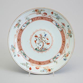 FAT, porslin. Qingdynastin, Kangxi (1662-1722).