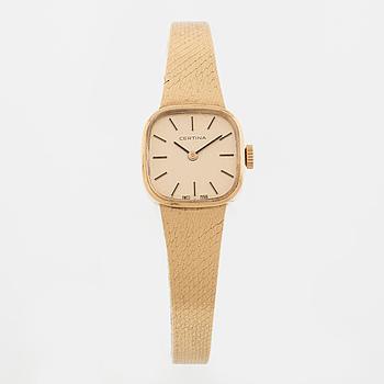 CERTINA, armbandsur, 19 mm.