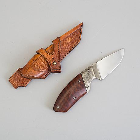 "Andrzej rybak, kniv, ""pal"", samtida"