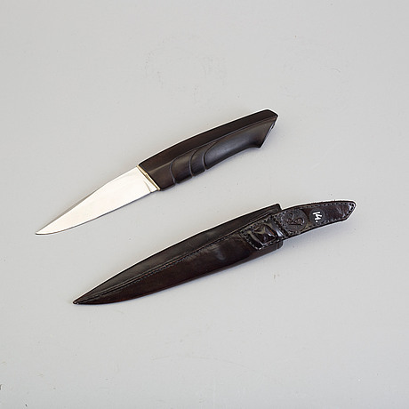 A contemporary knife by adrzej rybak