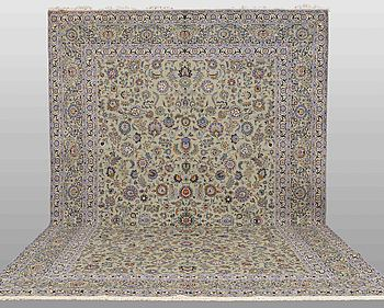 MATTA, Keshan, ca 550 x 360 cm.
