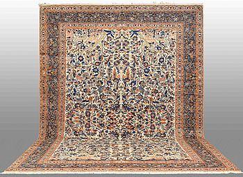 MATTA, Figural Royal Keshan , ca 490 x 340 cm.