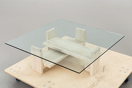 Soffbord, 1900 talets slut