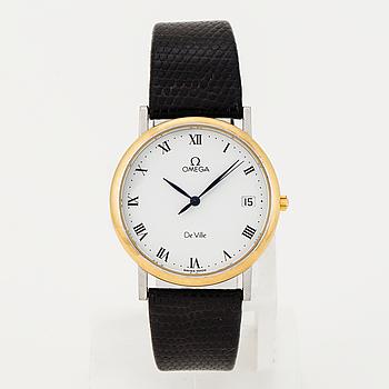 OMEGA, De Ville, wristwatch, 32,5 mm.