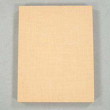 SIRBEGOVIC KEMAL, mapp med 12 färetsningar, signerade, daterade -84  och numrerade EA 2/12.