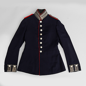UNIFORM, svensk, m/1888 för officer i Intendenturen.