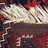 An old beludj carpet ca 145 x 81 cm