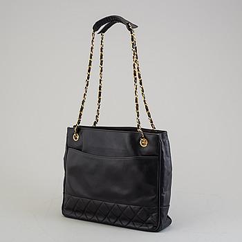 CHANEL, a Chanel bag.