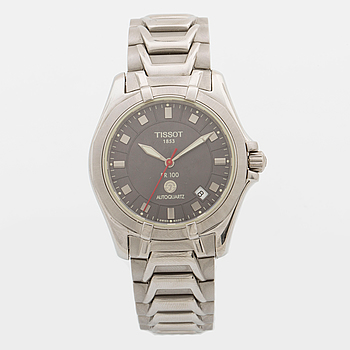 TISSOT, PR 100, armbandsur, 39 mm,