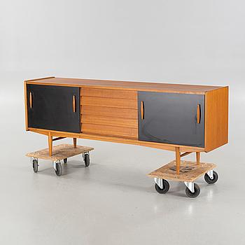 "NILS JONSSON, sideboard, ""Trio"", Bra Bohag, Troeds, 1950-/60-tal."