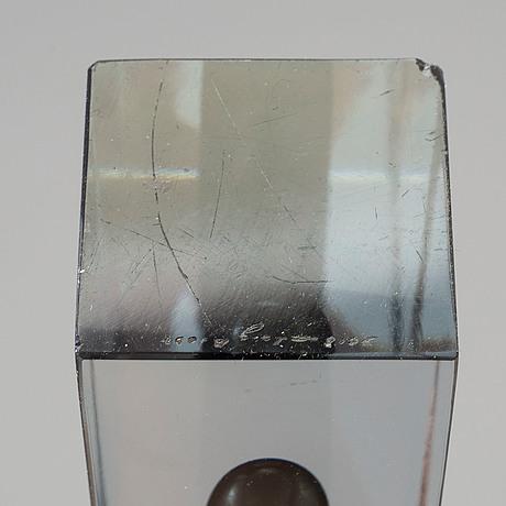 Gerda samt asta strÖmberg, vaser, glas, 5 st, strömbergshyttan, 1900 talets mitt