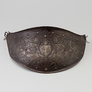 RUSTNINGSDEL 1600-tal, av stål.