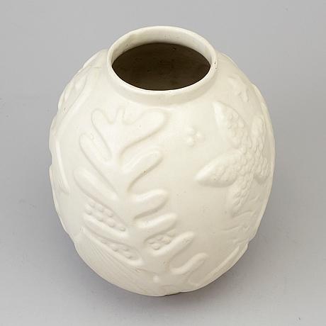 Anna lisa thomson, vas, lergods, upsala ekeby, 1900 talets mitt