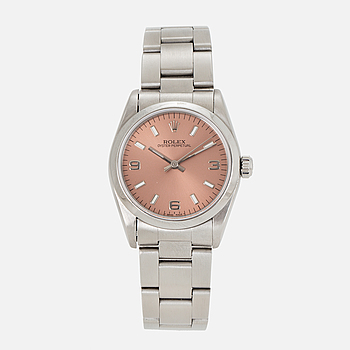 ROLEX, Oyster Perpetual (T Swiss Made T), wristwatch, 31 mm.