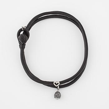 "OLE LYNGGAARD, OLE LYNGGAARD, a ""Sweet Drops"" charm bracelet design Charlotte Lynggaard."