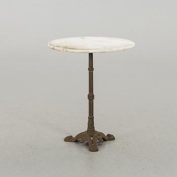 A garden table, late 20th century,
