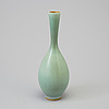 A second half of the 20th century stoneware vase by berndt friberg for gustavsberg.