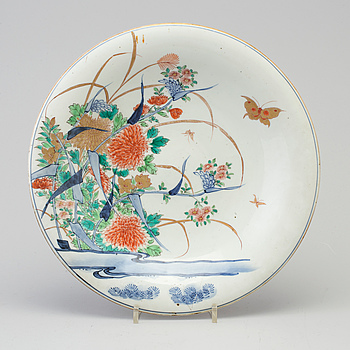 FAT, porslin, Japan, 1800-tal.