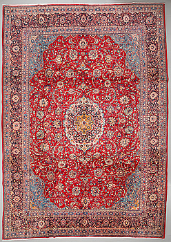 MATTA, Sarouk, old, 404 x 305 cm.