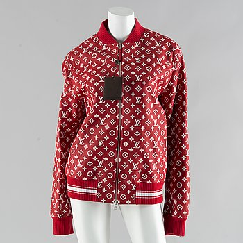 "LOUIS VUITTON, ""Supreme"", jacket, size 52."