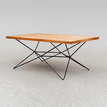 """BENGT JOHAN GULLBERG, bord / soffbord / ståbord, """"A2 / Trehöjdsbordet"""", Gullberg Trading Company, formgivet ca 1952."""