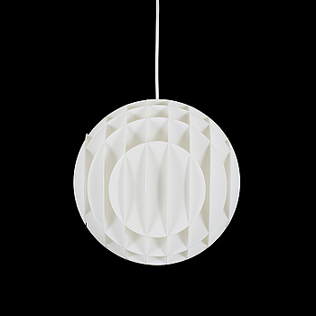 A ceiling lamp, type 5096 by Lyktan Markaryd Belysning, second half of the 20th century.