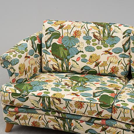 A late 20th century sofa.