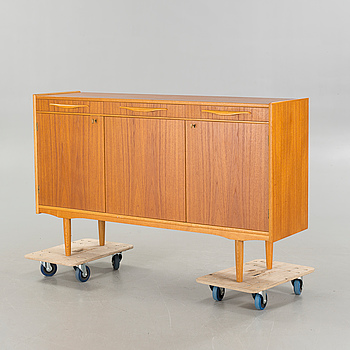 A sideboard, third quarter of the 20th century.