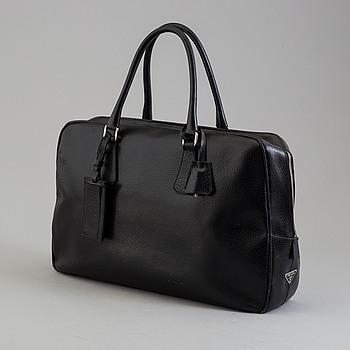 PRADA, väska/portfölj.