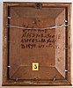 Ulrica fredrica pasch tillskriven, regentlängd 13 st