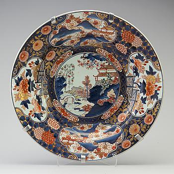 FAT, porslin, Genroku, Japan, 1700-tal.