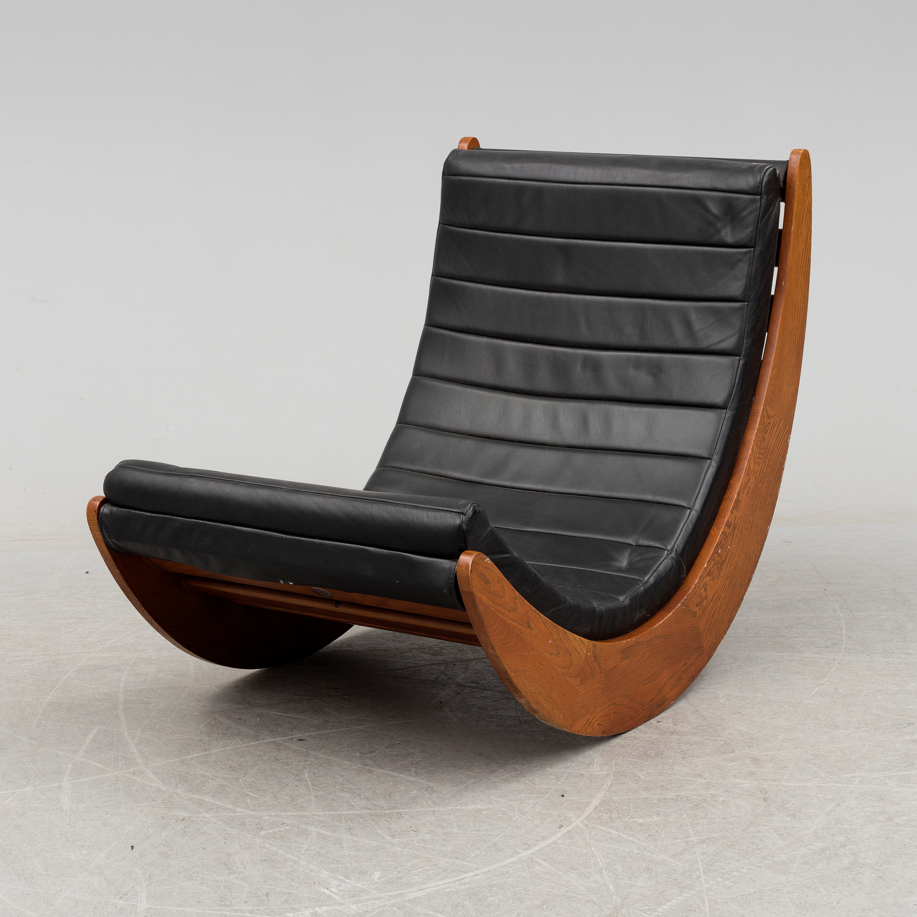 verner panton a relaxer rocking chair by verner panton 2007