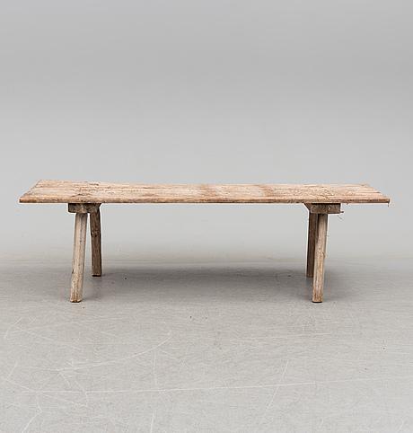 bord, allmoge, furu, 1800 tal