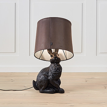 """Table lamp, """"Rabbit"""", Moooi, designed by Front."""