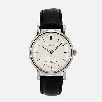 INTERNATIONAL WATCH Co. Schaffhausen, armbandsur, 35 mm.