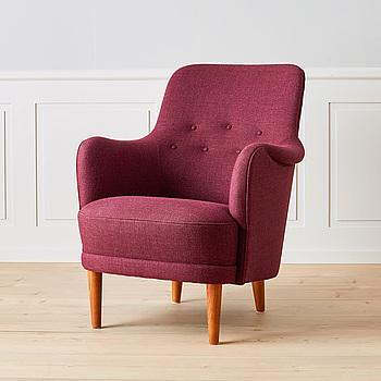 CARL MALMSTEN, A second half of the 20th century 'Samsas' easy chair by Carl Malmsten, AB O H Sjögren, Tranås.